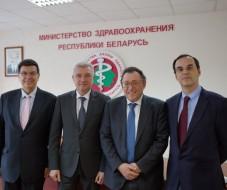 Прорыв международного уровня. Беларусь готовит документы о вступлении в FIGO