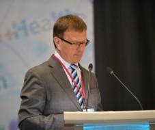 E-Health. Питер Росс. Опыт Эстонии в построении электронного здравоохранения